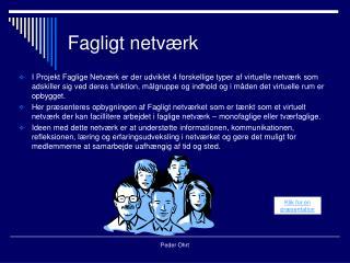 Fagligt netværk