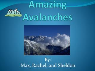 Amazing  Avalanches