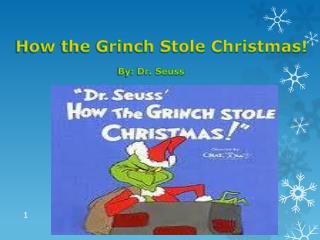 How the grinch stole christmas putlocker PowerPoint (PPT ...