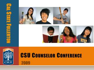 CSU Counselor Conference