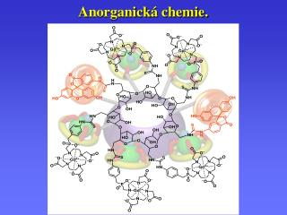 A norganick � chemie.