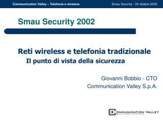 Smau Security 2002