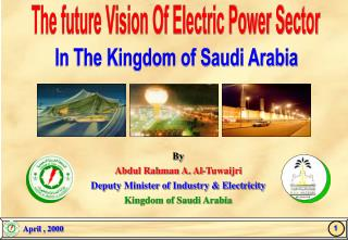 The future Vision Of Electric Power Sector