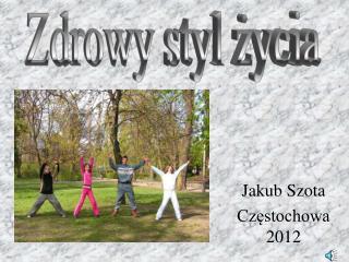 Jakub Szota  Cz?stochowa 2012