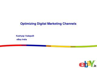 Optimizing Digital Marketing Channels