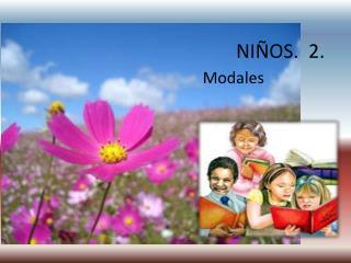 NIÑOS.  2.