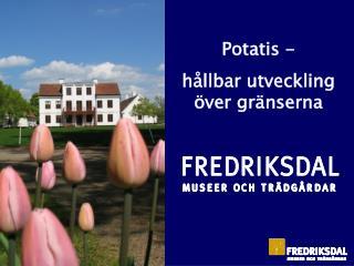 Potatis -  hållbar utveckling över gränserna