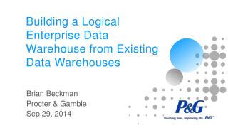 Building a Logical Enterprise Data Warehouse from Existing Data Warehouses