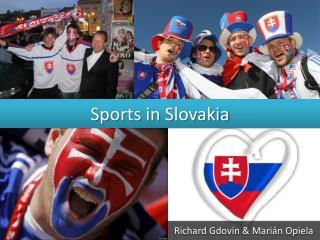 Sports in  Slovakia
