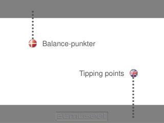 Balance-punkter