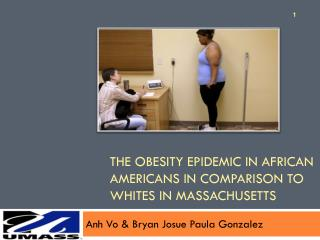 The Obesity Epidemic in African Americans in Comparison to Whites in Massachusetts