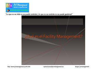 pcmanagement.es/fm.htm operaciones@pcmanagement.es skype : pcmanagement