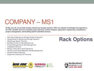Company – ms1