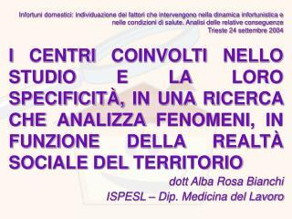 """Indagine Multiscopo """"Aspetti della vita quotidiana"""" ISTAT – 1999"""