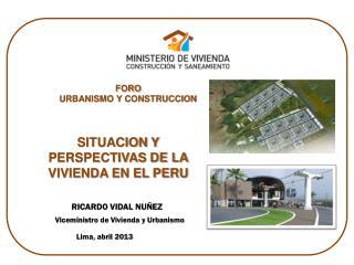 FORO URBANISMO Y CONSTRUCCION