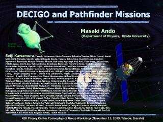 DECIGO and Pathfinder Missions