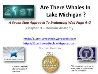 Are There Whales In  Lake Michigan ?