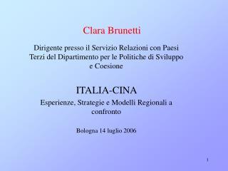 Clara Brunetti