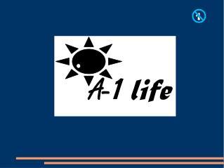Lanzamiento  de A1 Life enterprises