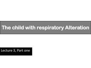 Pneumothorax and Empyema