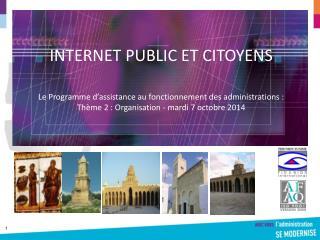 INTERNET PUBLIC ET CITOYENS