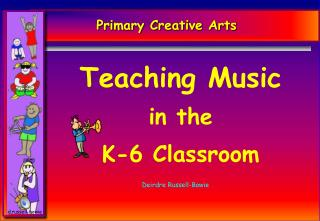 Primary Creative Arts