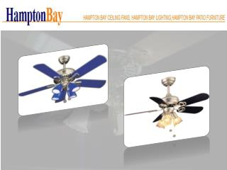 The Best Ceiling Fan Lights Come From Hampton Bay