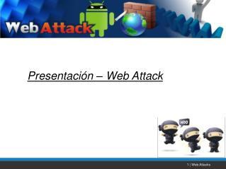 1 | Web Attacks