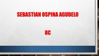 SEBASTIAN OSPINA AGUDELO 8C