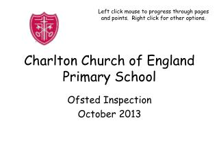 Charlton Church of England Primary School