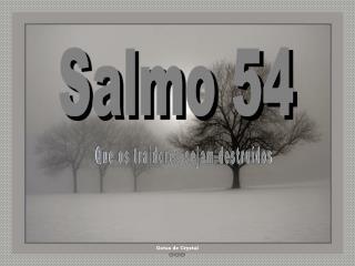 Salmo 54