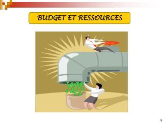 BUDGET ET RESSOURCES