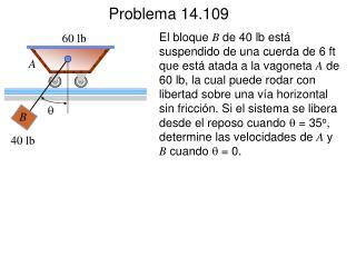 Problema 14.109