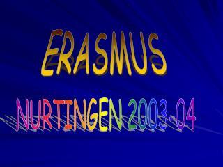 NURTINGEN 2003-04