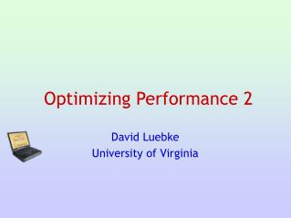 Optimizing Performance 2