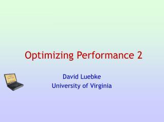 Optimizing Performance 2