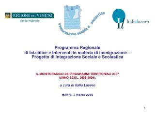 Programma Regionale