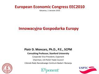 Innowacyjna Gospodarka Europy