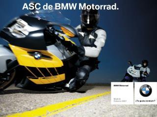 BMW Motorrad Madrid Febrero 2007