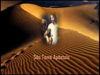 São Tomé Apóstolo
