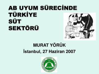AB UYUM S RECINDE   T RKIYE  S T  SEKT R
