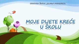 """Tatjana Papan-pedagog   OŠ""""21.maj - Podgorica"""
