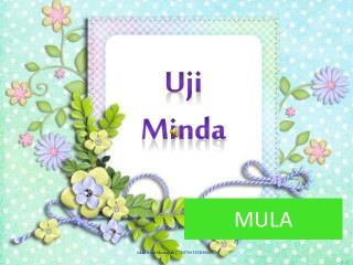 Uji Minda