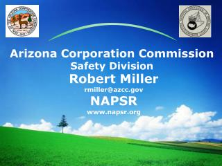 Arizona Corporation Commission Safety Division