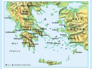 Las  polis : Esparta y Atenas