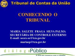Tribunal  d e Contas da União