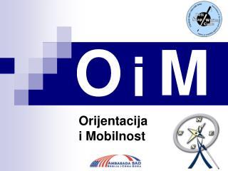 Orijentacija  i Mobilnost