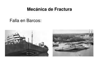 Mecánica de Fractura