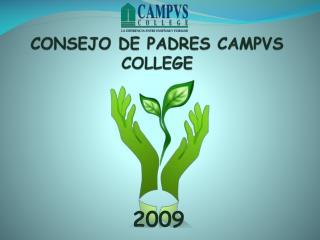 CONSEJO DE PADRES CAMPVS COLLEGE