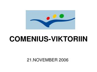 COMENIUS-VIKTORIIN